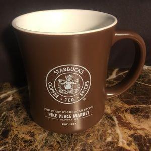 Starbucks Seattle Pike Place 2008 Mug